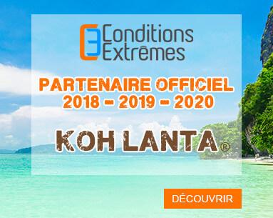 Partenaire Koh Lanta®