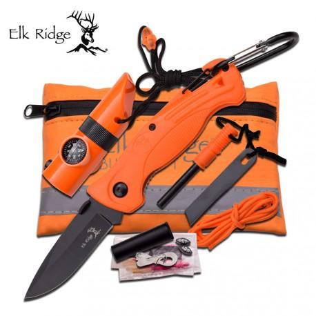 Kit de survie ELK Ridge