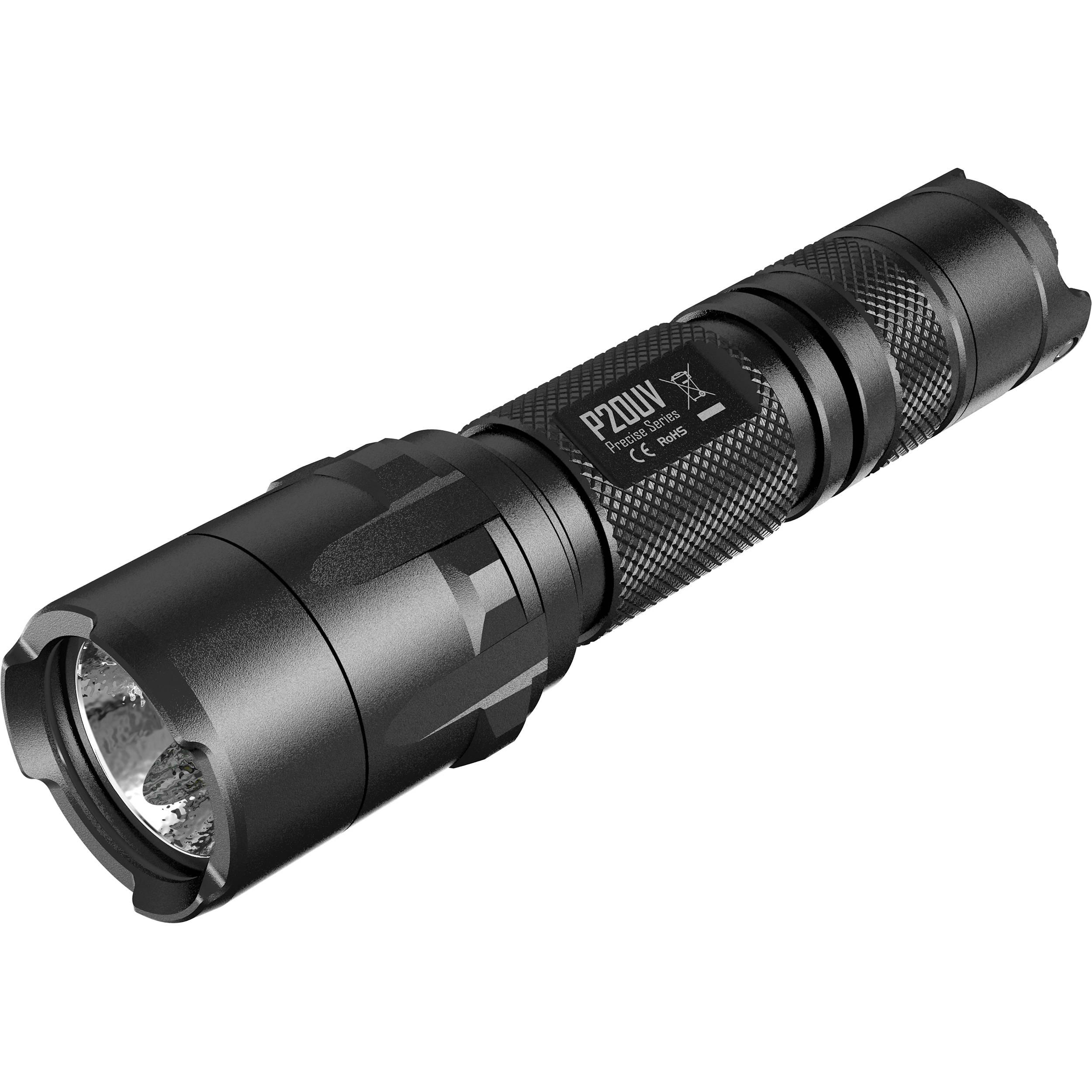 DEL Lampe de poche police internationale torche sécurité lampe de poche batons lumineux.